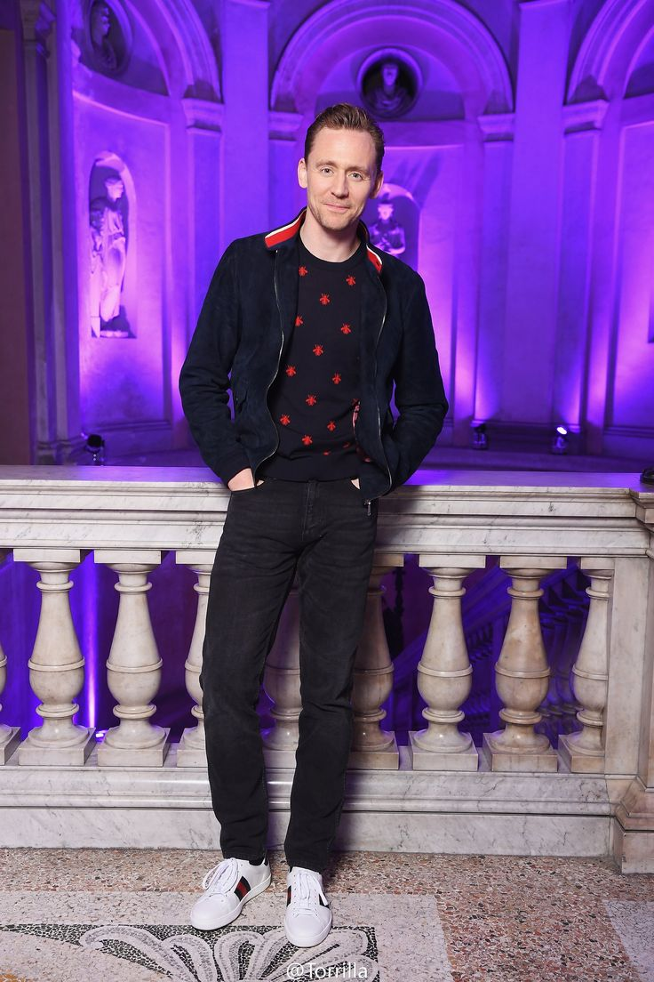 Tom Hiddleston attends the Gucci event during Milan Fashion Week Fall/Winter 2017/18 Milan, Italy 22.2.2017 From http://tw.weibo.com/torilla/4078266833002901
