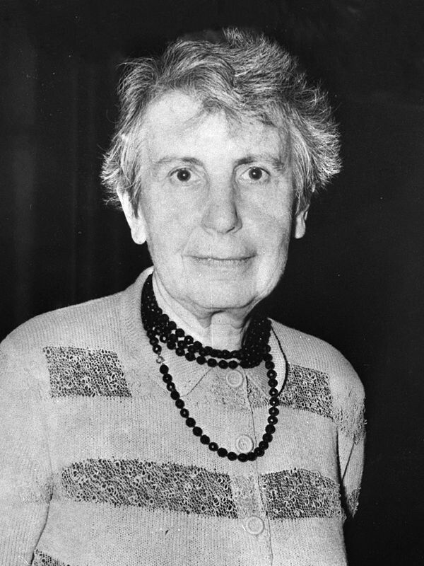 Anna Freud (3 December 1895 – 9 October 1982). An Austrian-British psychoanalyst.[2] She was the sixth and youngest child of Sigmund Freud and Martha Bernays. She followed the path of her father and contributed to the field of psychoanalysis.