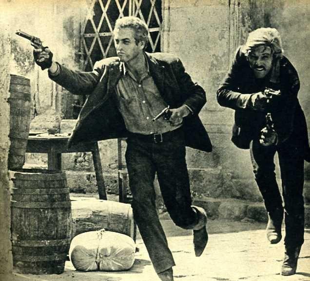明日に向って撃て! - Butch Cassidy and the Sundance Kid -