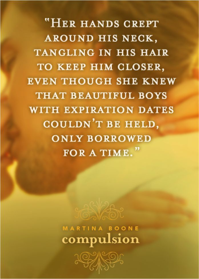 Compulsion (The Heirs of Watson Island #1) by Martina Boone