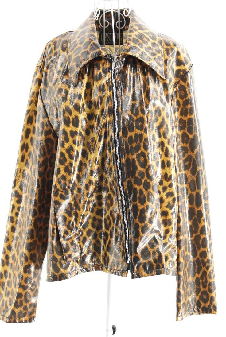 LIP SERVICE vinyl jacket #21-08