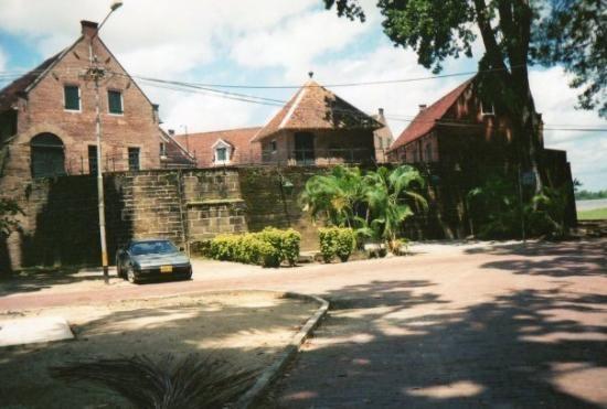 Photo of Fort Zeelandia