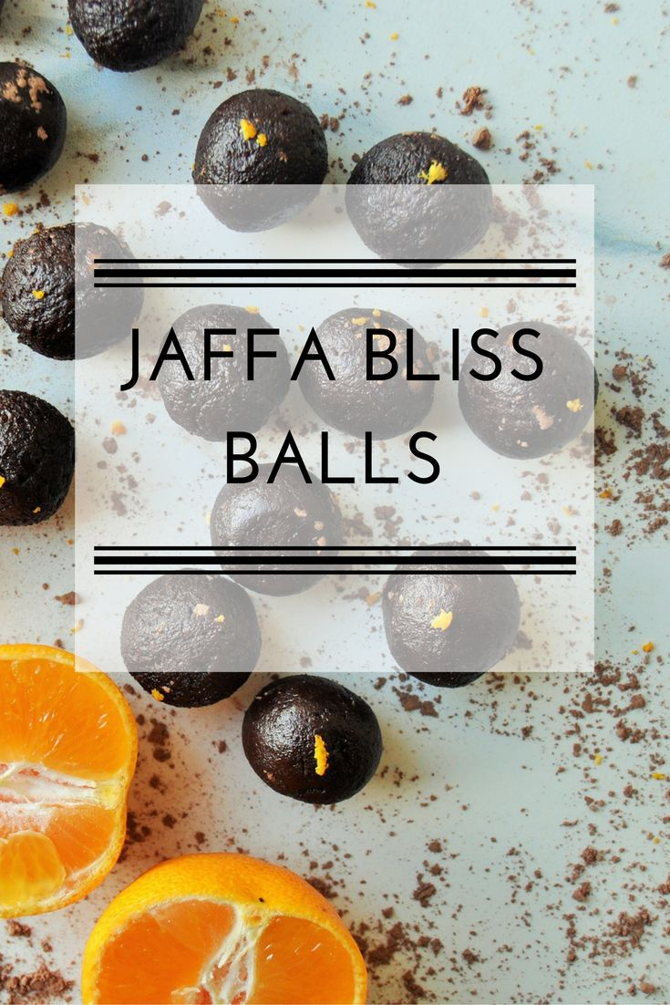 Looking for a healthy energy ball recipe that's packed full of flavour? This orange, chocolate and cardamom bliss ball will do the trick!