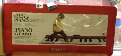 The Big Piano for Kids is a great toy, and mom and dad can be sure their child is having a fun learning experience!