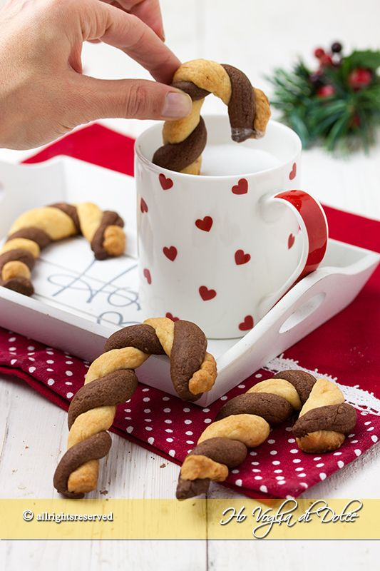biscotti di Natale abbracci natalizi ricetta