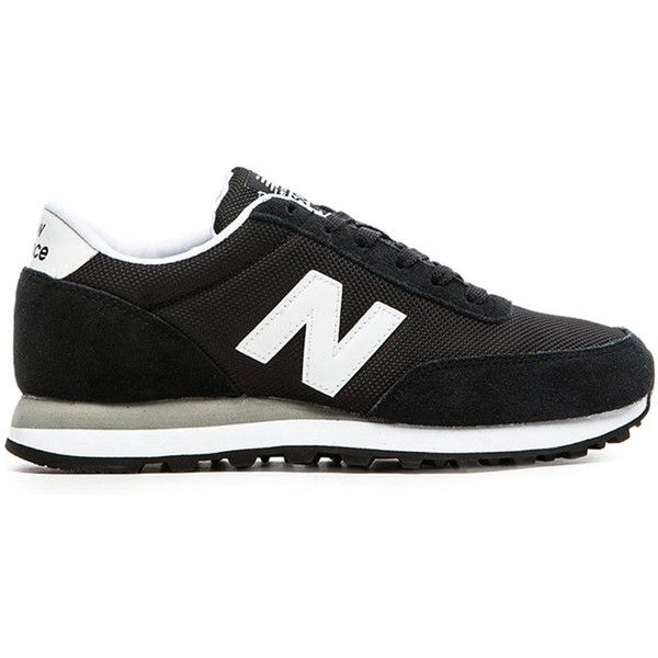 New Balance Classics Core Collection Shoes ($65) ❤ liked on Polyvore featuring shoes, sneakers, new balance trainers, leather trainers, lacing sneakers, genuine leather shoes and laced up shoes