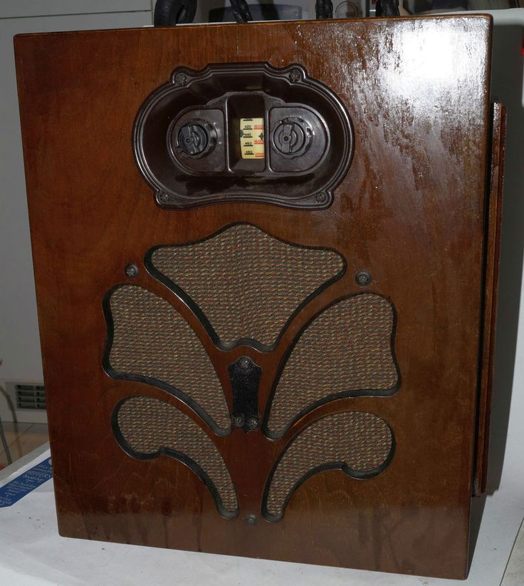 Marconi Marconiphone Six Valve Tube Superheterodyne