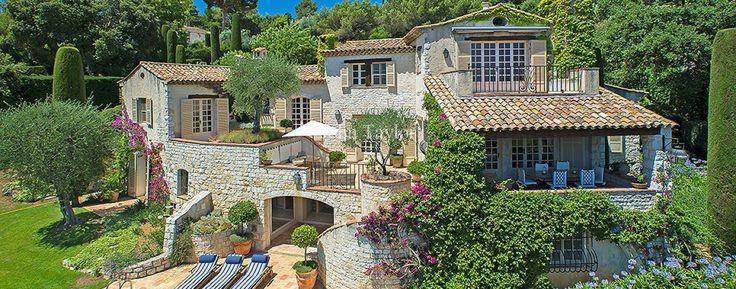#Luxury #Property for Sale Saint Paul de #Vence Saint Paul, Provence-Alpes-Cote d'Azur, #France- #Provence #ForSale #Villa #JohnTaylor #LuxuryRealEstate
