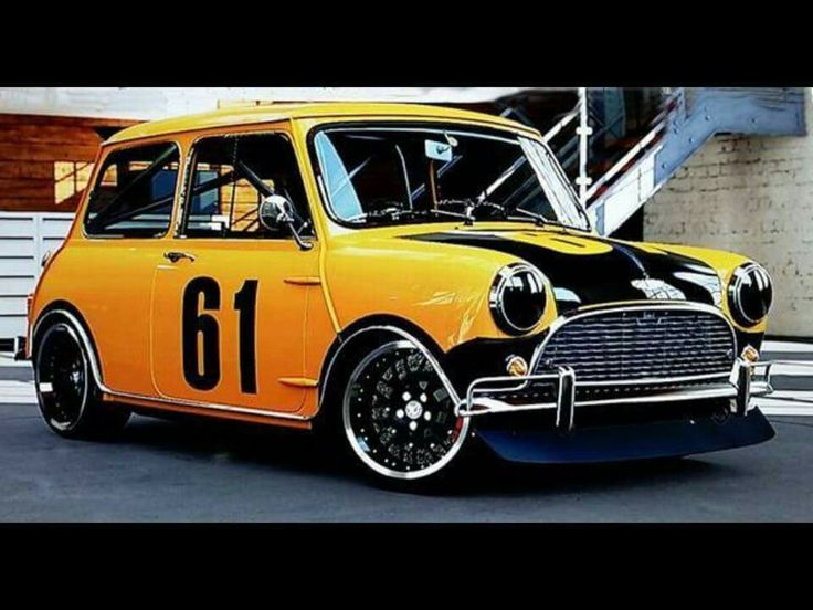 Best Mini Cooper Images On Pinterest Classic Mini Mini