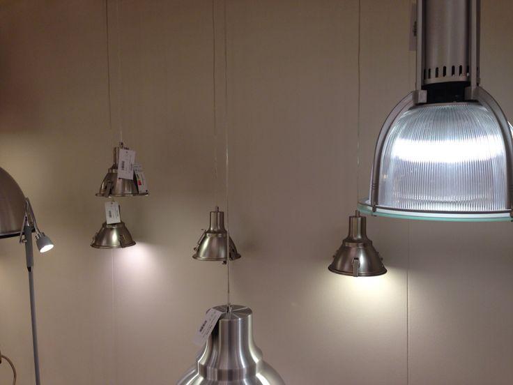 Lampen boven aanrecht, Lampidee in Utrecht