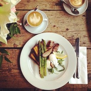 Workshop Coffee, EC1 | 26 Utterly Delicious Brunch Places In London