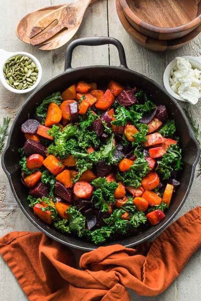 17+ Roasted root vegetable salad ideas in 2021