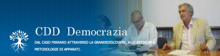 LA PAGINA DELLA DIRETTACDD HANGOUT SUL SITO PAOLOFERRAROCDD.EU  http://ift.tt/1Uk6hBz