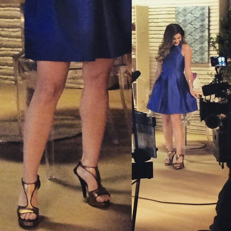 Ms. Anne Curtis - Smith during a commercial shoot for Swiss Miss