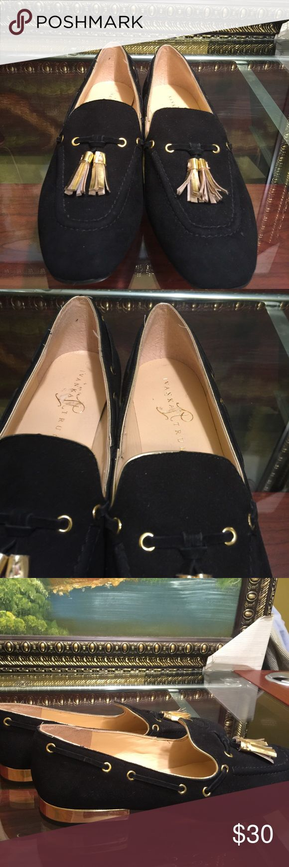 Brand new Beautiful IVANKA TRUMP shoe This is one of the beautiful IVANKA TRUMP mocassin Ivanka Trump Shoes Moccasins