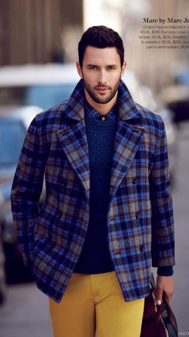 113 best FASH: M: Coats images on Pinterest   Bombers, Menswear ...