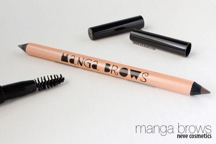 Review Manga Brows Neve Cosmetics e INCI