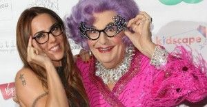 Melanie and Edna for Specsavers 'Spectacle Wearer of the Year Awards'