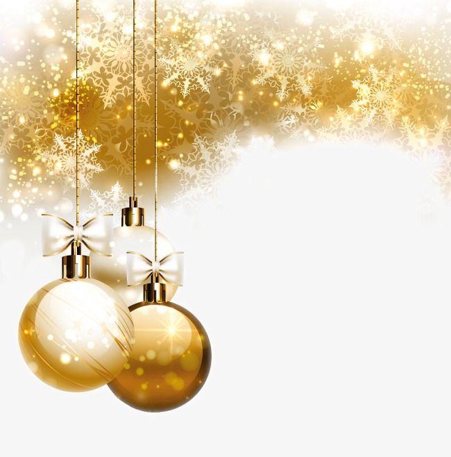 Golden Ball Ball Golden Snowflake Png Transparent Clipart Image And Psd File For Free Download Cartoes Natalinos Placa De Manicure Datas Festivas