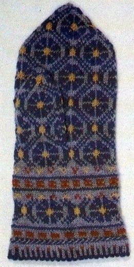 693 best Läti kindad2 - latvian images on Pinterest   Knit mittens ...