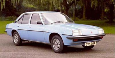 Vauxhall Cavalier 1.6 GL.  First modern generation car, drove it to Scotland in 1987. It was destroyed the same year (not by me)
