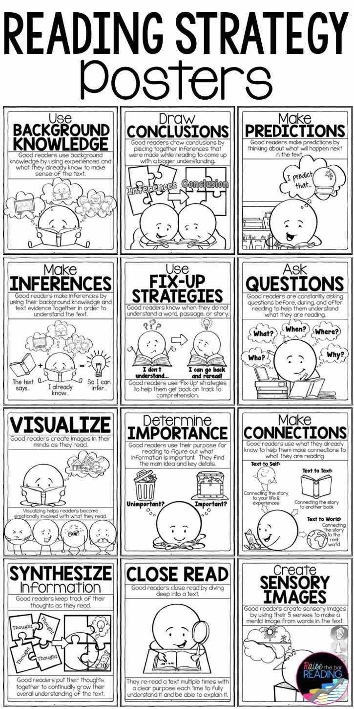 Reading Strategies Sphere Craft Reading Comprehension Strategies Activity Reading Comprehension Strategies Posters Reading Comprehension Reading Strategies [ 1450 x 725 Pixel ]