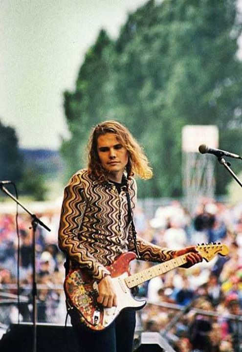Billy Corgan writes and rocks nothing but great music.