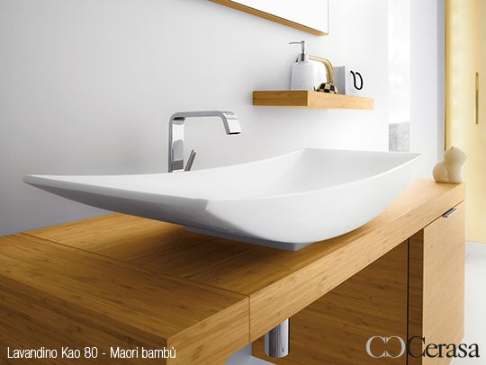 17 best images about lavabi on pinterest modern - Lavabo bagno finta pietra ...
