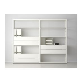 Best 25+ Regal mit schubladen ideas on Pinterest | Ikea lack regal ... | {Buffetschrank weiß ikea 30}
