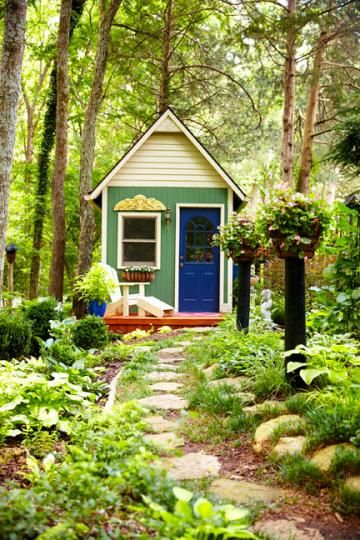 20 inspiring she sheds living the country life - Garden Sheds Richmond Va