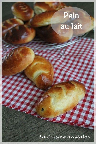 Pain au lait extra moelleux (CAP pâtissier) La cuisine de Malou