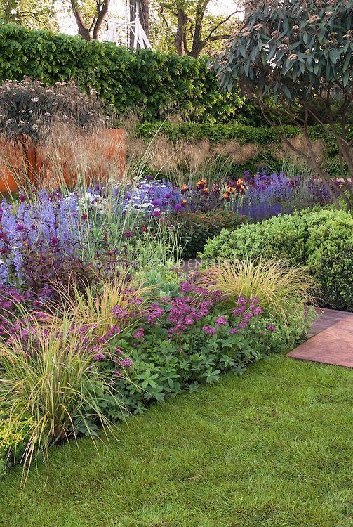 35 best grass gardens images on pinterest landscaping for Landscaping grasses varieties