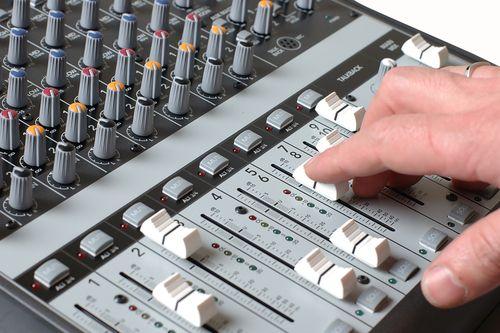The Sound Tech as a Worshiper