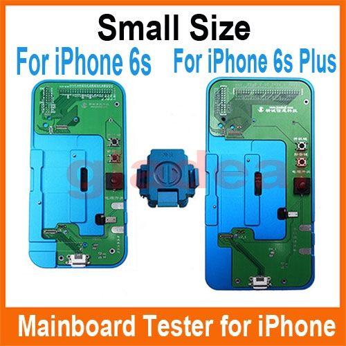 205.00$  Buy here - http://ali38x.worldwells.pw/go.php?t=32705496331 - 1x Kit Multifuntion Motherboard IC Chip NAND Touch LCD Screen Tester for iPhone Fingerprint Motor Speaker Restore