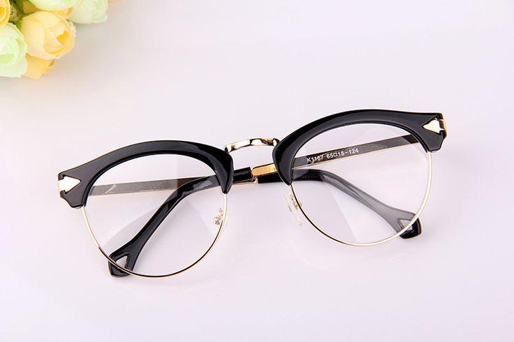 Newest Fashion Style Men Women Name Brand Designer Vintage Plain Glasses Eyeglasses Oculos De Grau Femininos Hombres Feminino - http://www.aliexpress.com/item/Newest-Fashion-Style-Men-Women-Name-Brand-Designer-Vintage-Plain-Glasses-Eyeglasses-Oculos-De-Grau-Femininos-Hombres-Feminino/32280031745.html