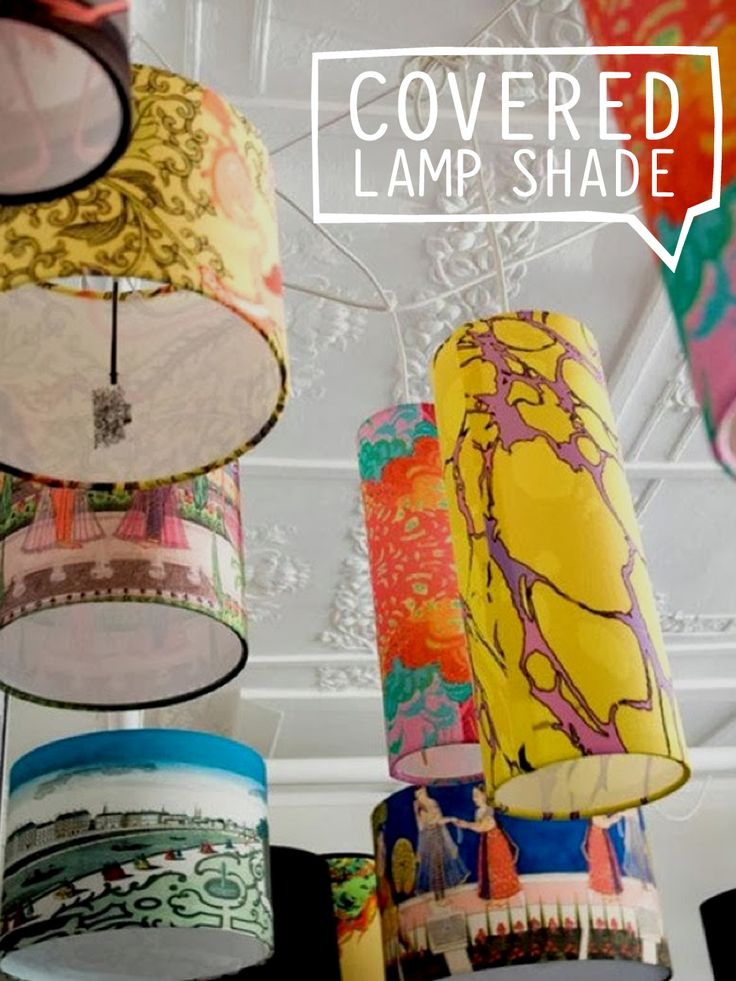 Colorful Lampshades Kerrie Brown Design Studio   Kerry Is An Academy Award  Nominated Set Director U0026 Interior Designer. He Worked On Films Like Mission  ...
