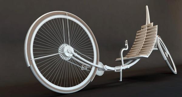 Grandfathers Bike (Povilas Danius)