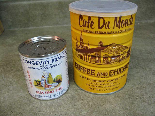 I Believe I Can Fry: Cà phê sữa đá (Vietnamese Iced Coffee with Condensed Milk)
