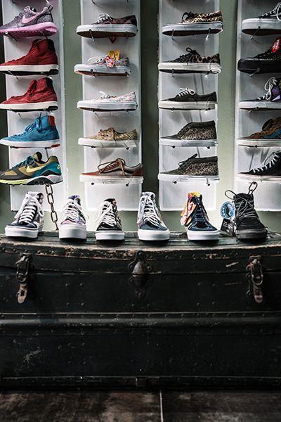 Coffy - kicks and clothing