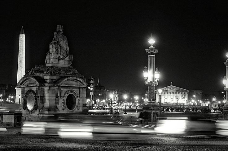 Midnight In Paris 2013 © Marcelle Cestoni