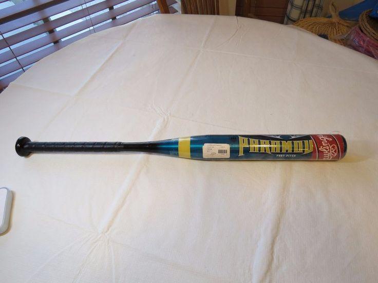 Rawlings Paramount fast pitch bat official softball FPPAR -11 29in 18oz ASA NOS #Rawlings