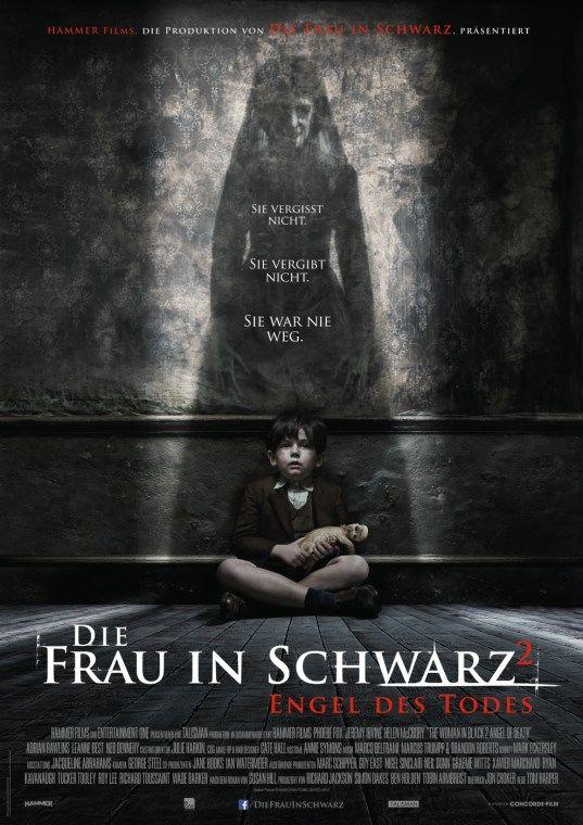 """""""Die Frau in Schwarz 2: Engel des Todes"""" von Tom Harper. Mehr unter: http://www.kino-zeit.de/filme/die-frau-in-schwarz-2-engel-des-todes"""