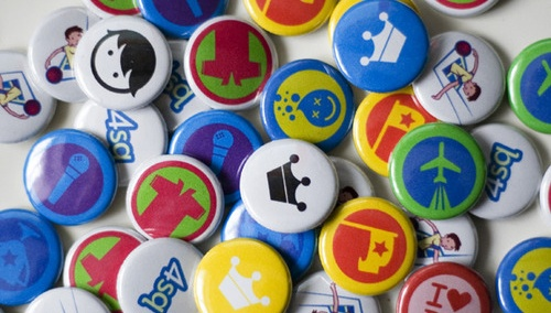 Oh yeah, we love the Foursquare badges! How many do you have?