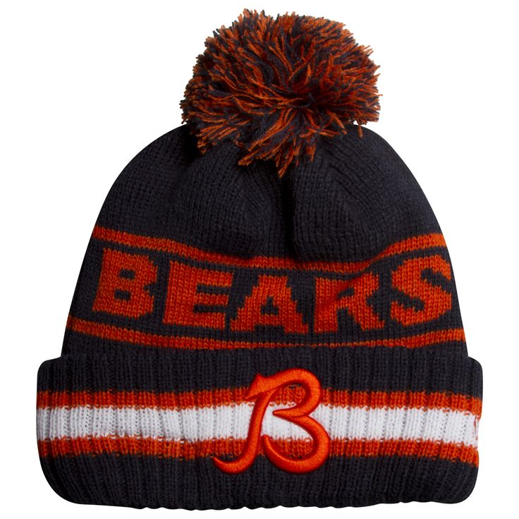 412 best chicago bears hats images on pinterest chicago. Black Bedroom Furniture Sets. Home Design Ideas