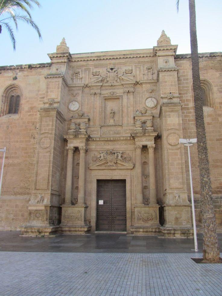 Almeria Spain, Cathedral