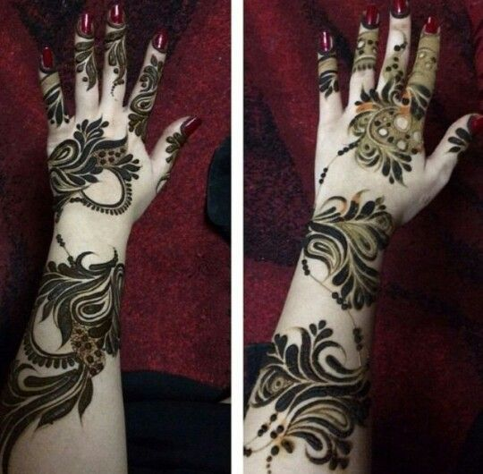 Mehndi For Thick Hair : Best images about mehndi on pinterest beautiful