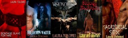 Facebook Laura Tolomei Horror Side