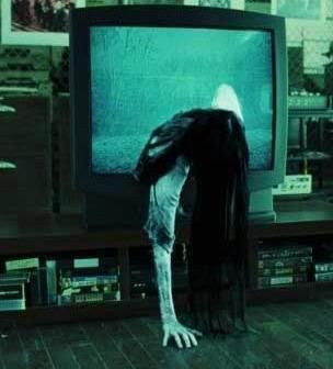 The Ring- saw it in the Japanese version years before it came out in English -scared the shit out of me both time!!!