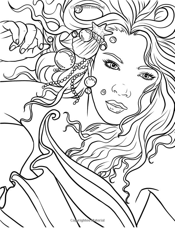 fantasy porn coloring pages