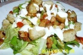 Cézár saláta, ahogy én szeretem